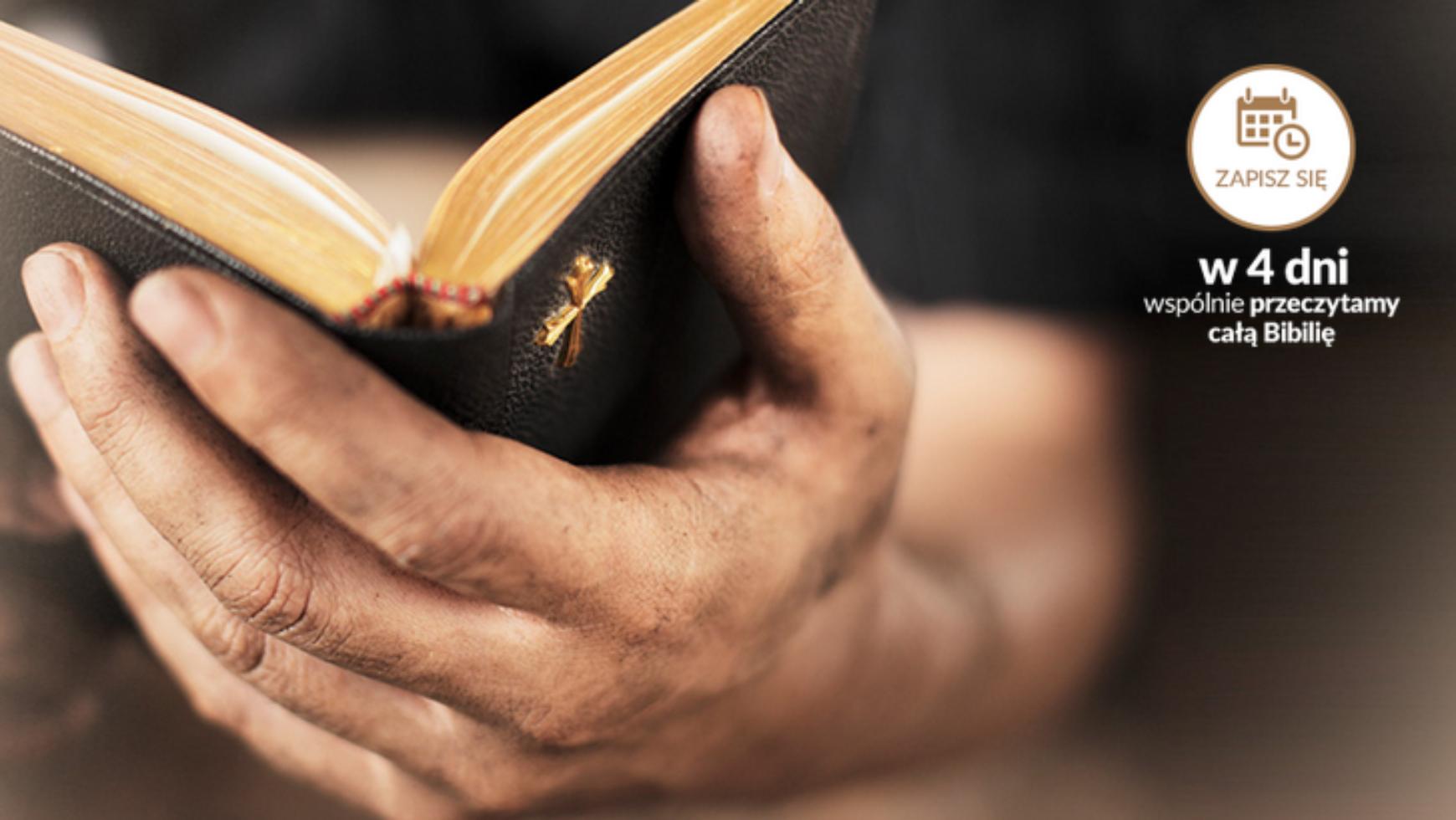I Maraton Biblijny w Siedlcach