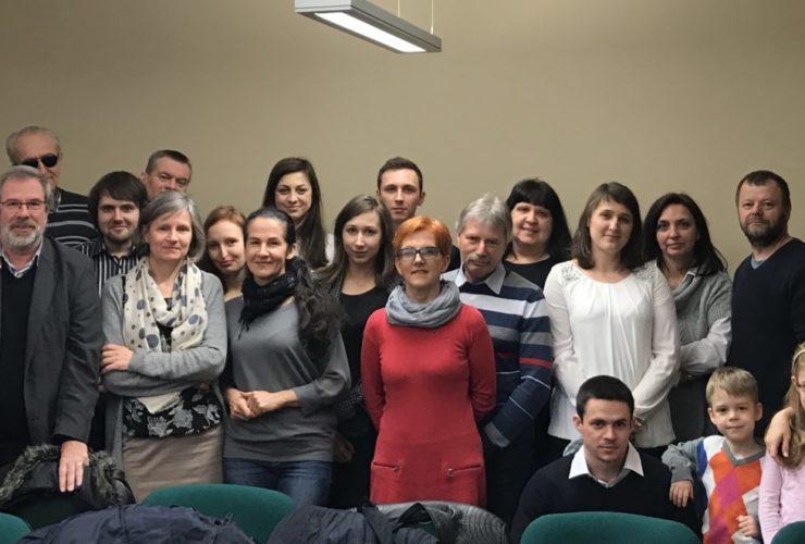 Nowa społeczność w Katowicach